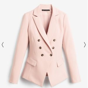 WHBM pink Trophy Jacket size 4
